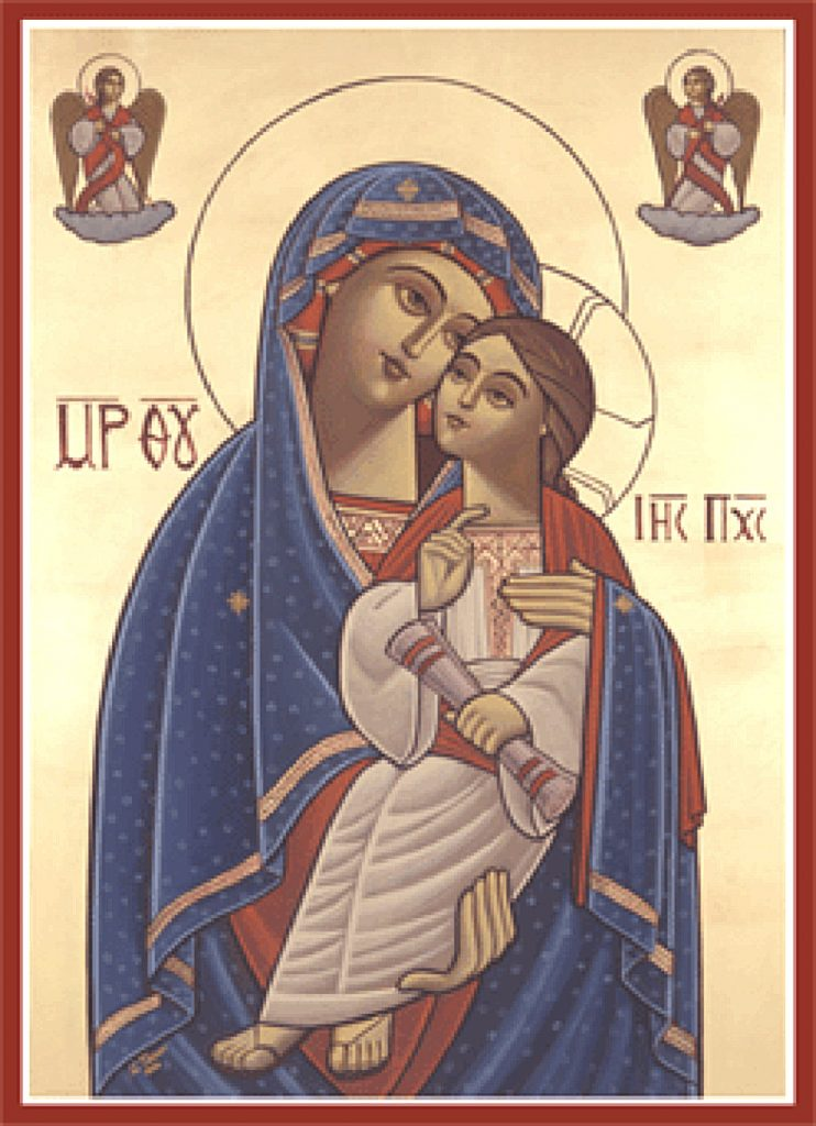 St. Mary's Icon